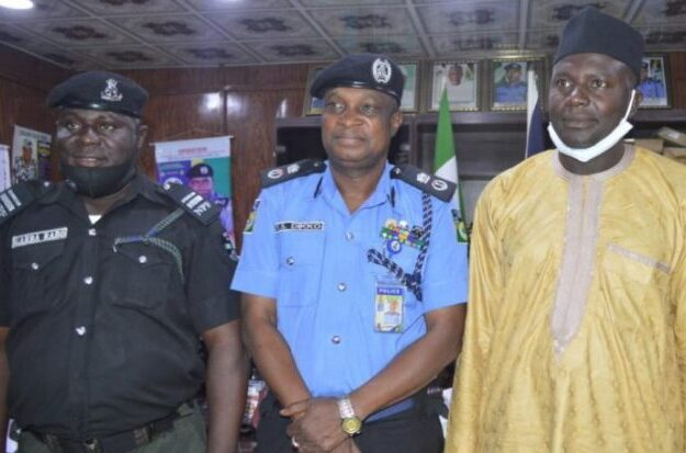 Commissioner of Police extols officers for rejecting N1m bribe