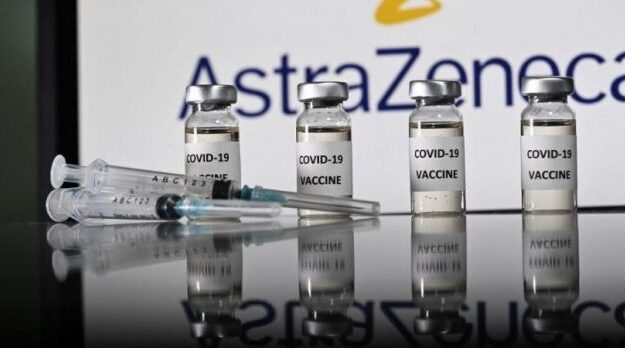 COVID-19: About 122,000 persons get AstraZeneca vaccines