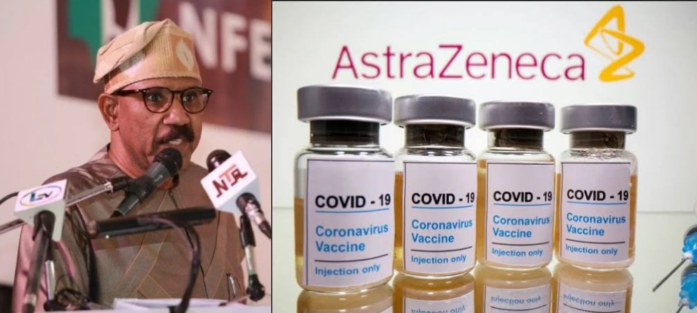 """COVID-19 Vaccine Is Optional, Nobody Will Be Forced To Take It"" - Nigerian Government 1"