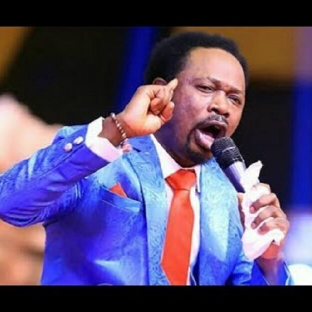 COVID-19 Vaccine Not Mark of the Beast, Accept It – Prophet Iginla to Christians (Video)