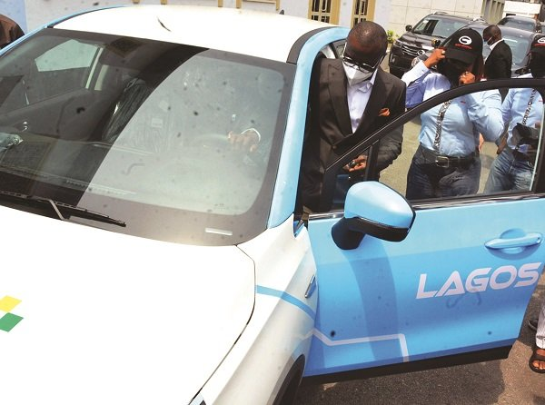 Date set for roll out of Lagos cars as new taxi scheme kicks off to hammer Uber, Bolt, others