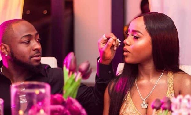 Davido's Fiancee, Chioma Reportedly Dumps the Singer, Leaves His Home