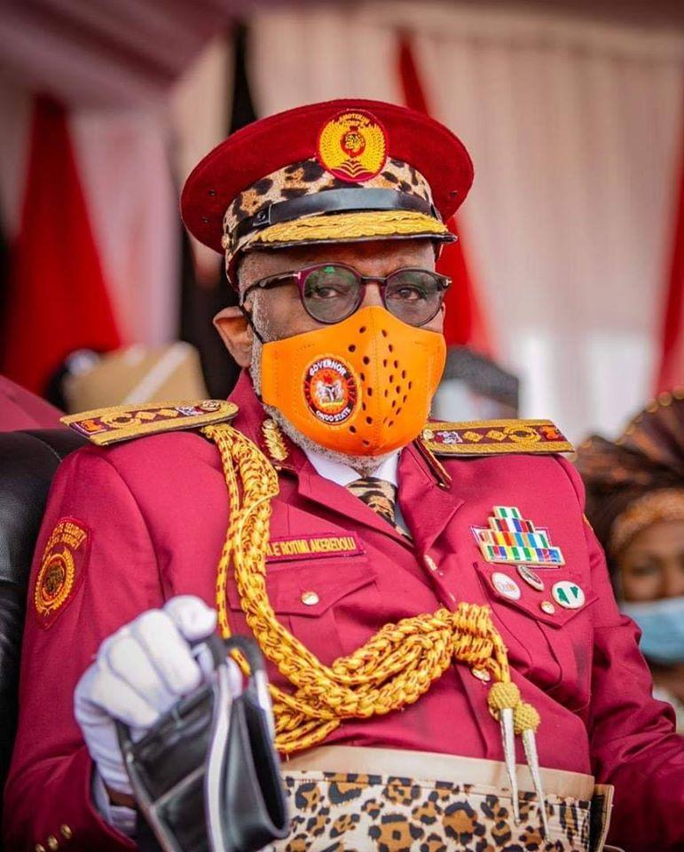 Governor Akeredolu