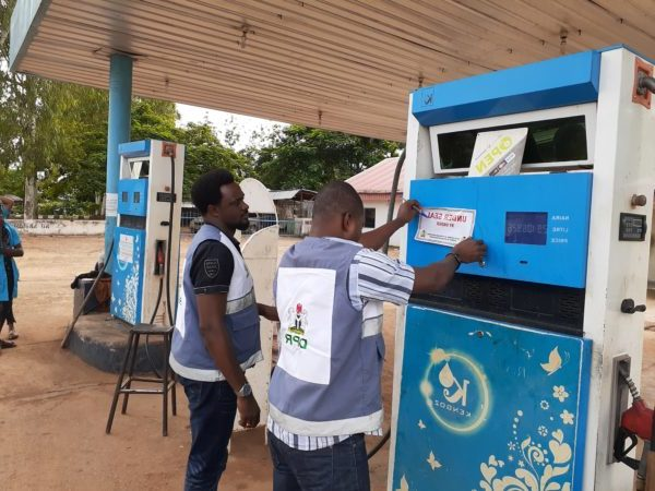 DPR seals 16 filling stations over alleged irregularities in Adamawa