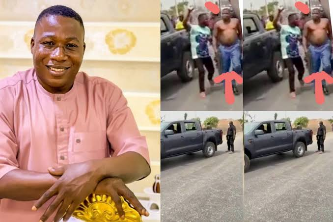 DSS Wanted To Assassinate Me Because I'm Fighting For Yoruba People – Sunday Igboho 1