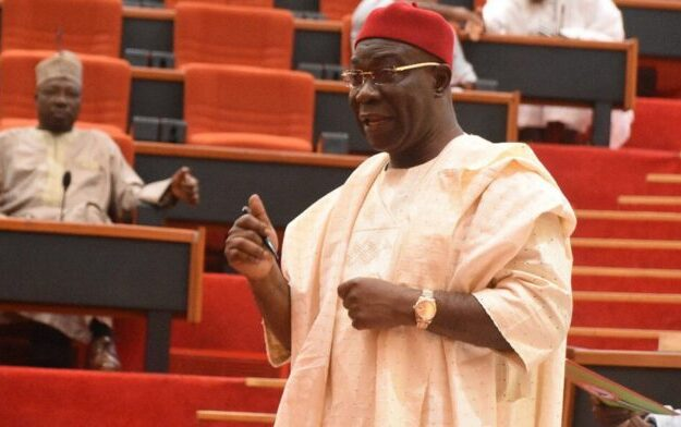 Ekweremadu Tasks National Assembly Institute on a New Constitution