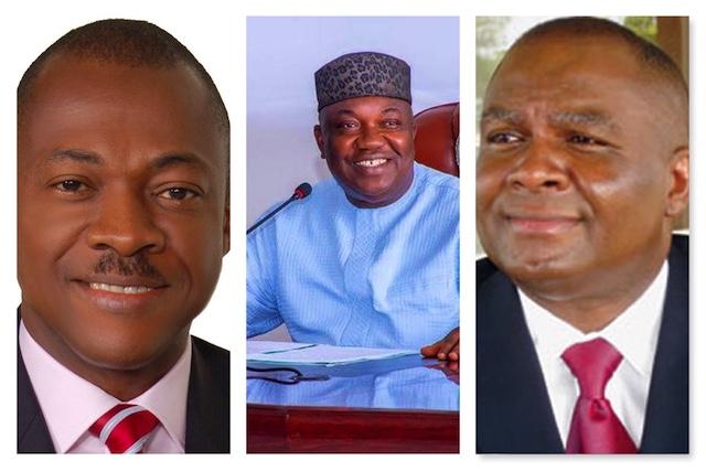 Ex-Enugu Governors