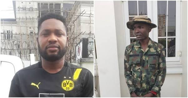 Fake Soldier Sentenced To Eight Years In Prison For Impersonation And Fraud In Uyo