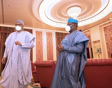 Fayemi: Buhari will soon ask National Assembly to approve funds for arms purchase