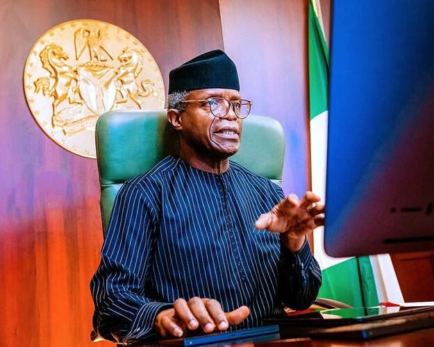 FG cannot grab land from states for ranching ― Osinbajo