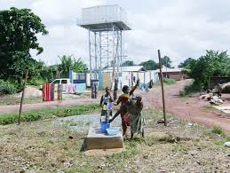 FG pledges to improve access to potable water