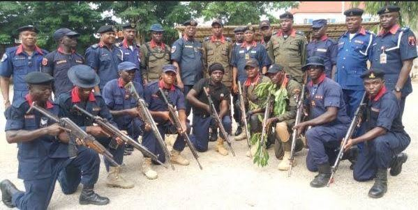 FG Tasks NSCDC To Protect Schools Against Mass Abductions Of Students