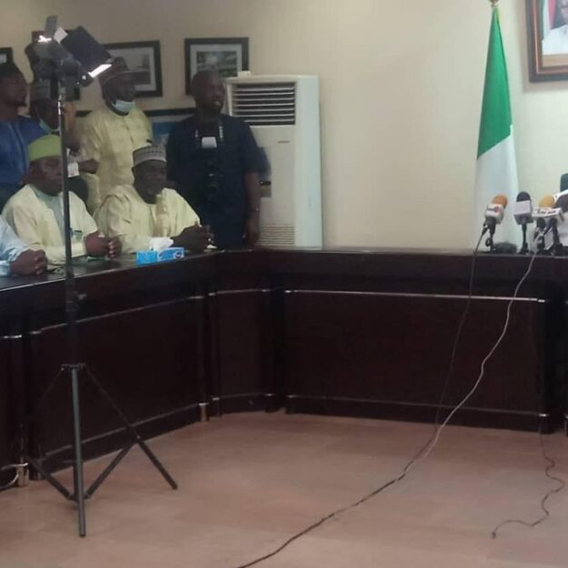 Food blockade: Northern traders meet Yahaya Bello, Ffk; list 5 demands