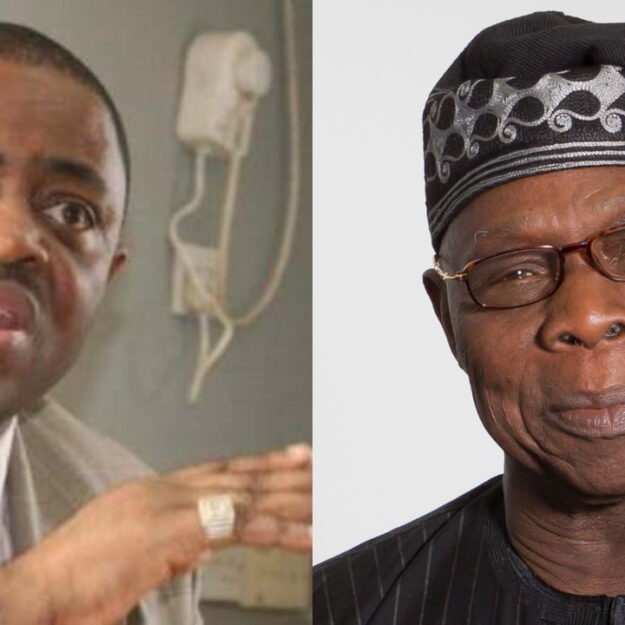 For you, I have utmost love – Fani-Kayode to Obasanjo