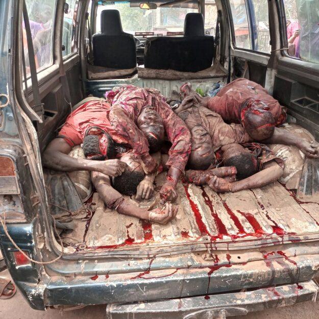 Fulani herdsmen invade Ebonyi Community, kill 16 including two Methodist priests