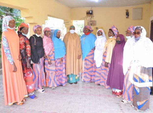 Gombe Gov's wife wants women to shun gender base violence