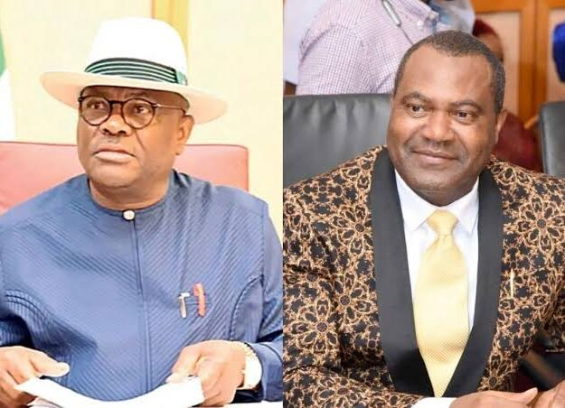 Governor Nyesome Wike Sacks Rivers Commissioner Of Environment, Igbiks Tamuno