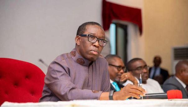 Governor Okowa Writes Protest Letter to Buhari Over £4.2 million Ibori Loot