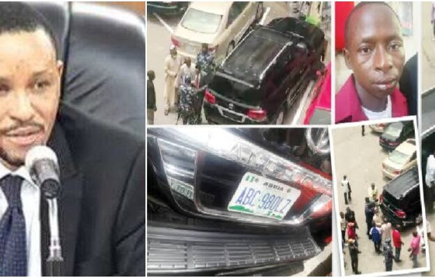 """He Was Rude"" – Justice Umar Danladi Reveals Why He Assaulted Security Guard In Abuja"