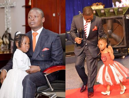 Heartbreaking! Prophet Bushiri's 8-year-old Daughter Dies After Battle With Lung Infection