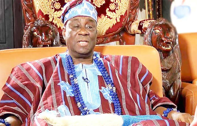 Hoodlums Stole $2m, N17m From My Palace During #EndSARS Protests - Oba Of Lagos 1