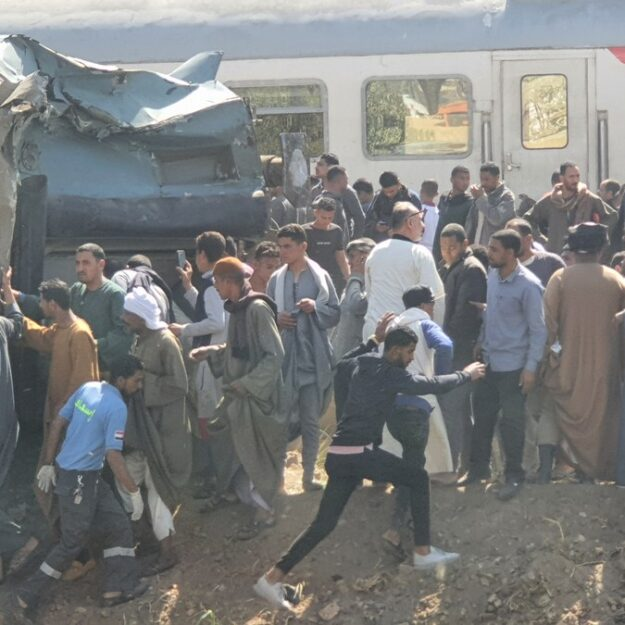 Horror! 32 Killed, 66 Wounded As 2 Trains Collide In Broad Daylight