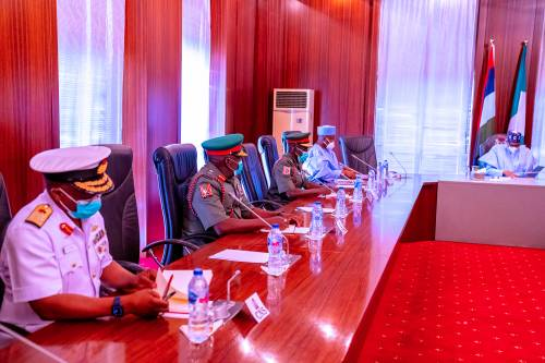 House of reps meets Chief of Army Staff over secession threats