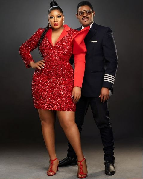 How Actress, Omotola And Her Husband Kept The Nuptial Fire Burning For 25 Years