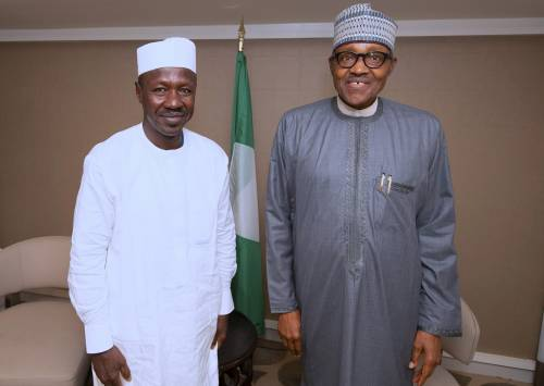 How Cabal Prevented Buhari From Acting On Magu's Probe Report Since December 2020