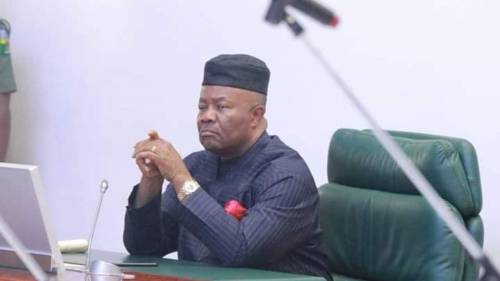 How jailed Professor rigged Election for PDP, not me – Akpabio