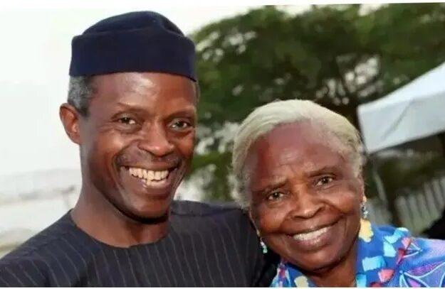 I Still Scold My Son Even Though He's Nigeria's Vice President – Osinbajo's Mum