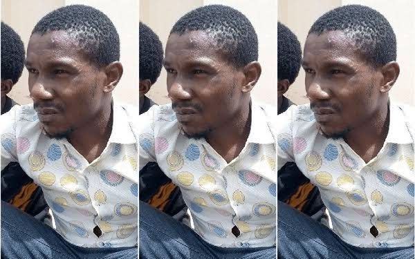 I Target Catholic Priests Because A Gay Reverend Father Ruined My Life — Robbery Suspect 1