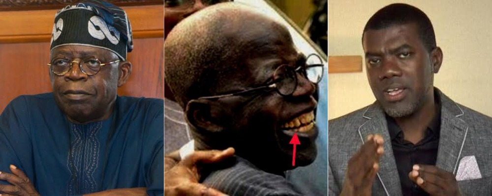 """""""If Tinubu Can't Clean Up His Teeth, How Will He Clean Up Nigeria?"""" - Reno Omokri Asks 1"""
