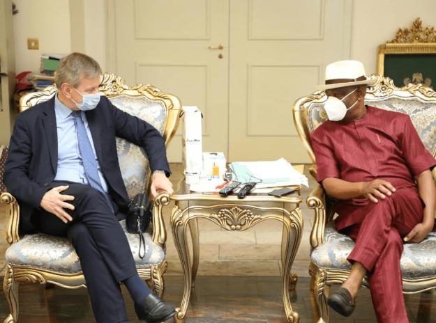 Investment: Belgian Ambassador visits Rivers