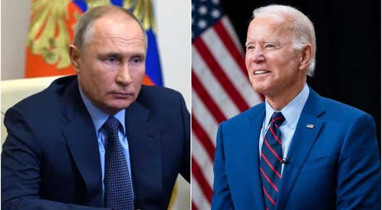 """It Takes One To Know One"" - Vladimir Putin Reacts After Joe Biden Called Him A 'Killer' 1"