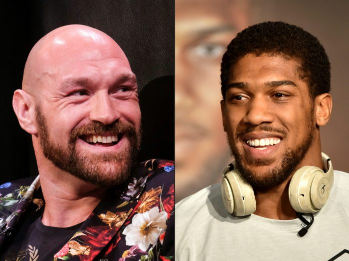 Joshua, Fury sign deal for two-fight heavyweight unification