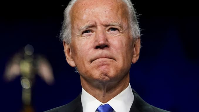 Asylum-seekers at San Diego border ask Biden for answers
