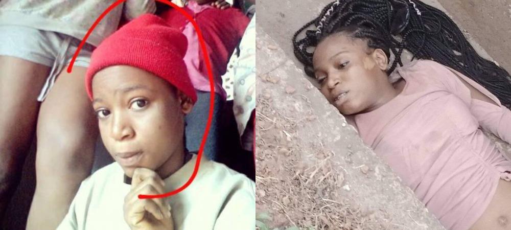 Lifeless Body Of 20-Year-Old Lady, Orji Chiamaka Found Inside Gutter In Enugu [Photos] 1