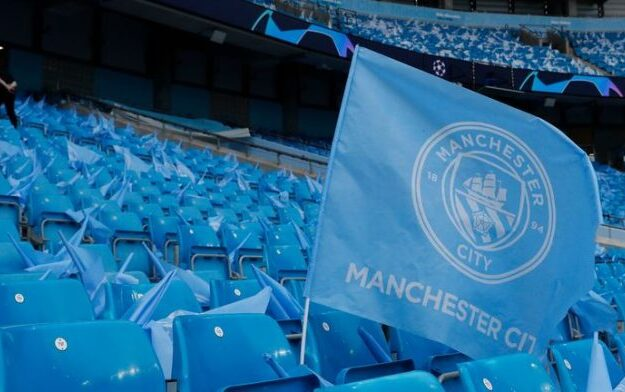 Manchester City FC to install rail seats as standing area
