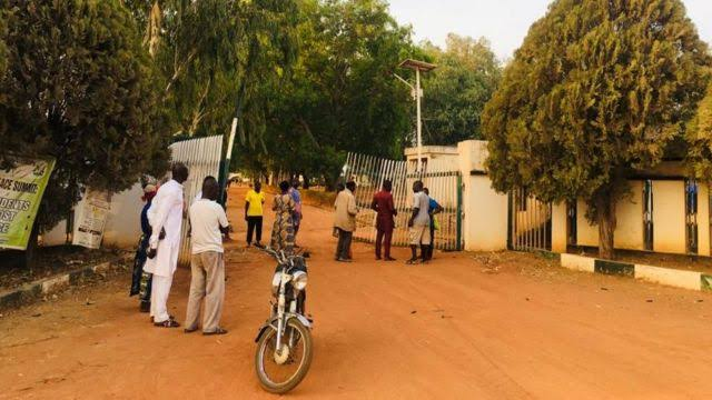 Many Female Students Abducted As Gunmen Invades Federal College Of Forestry In Kaduna 1