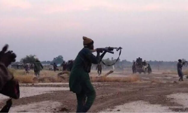 Many Nigerian Soldiers Feared Killed As Bandits Attacks Military Base In Katsina