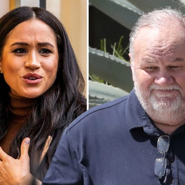 Meghan Markle Accuses Her Father of Betrayal, Selling Her to Press