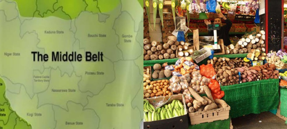 Middle Belt Kicks Against Blockade Of Food Items From North To South 1