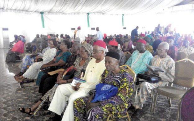 N1.1b paid to 559 retired war affected police officers for gratuities, pension, says PTAD