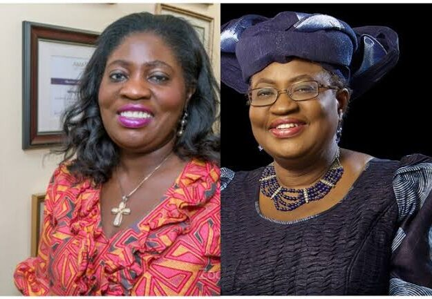 Ngozi Okonjo-Iweala's Sister Wins Physician Of The Year Award In Maryland, USA (Photo)