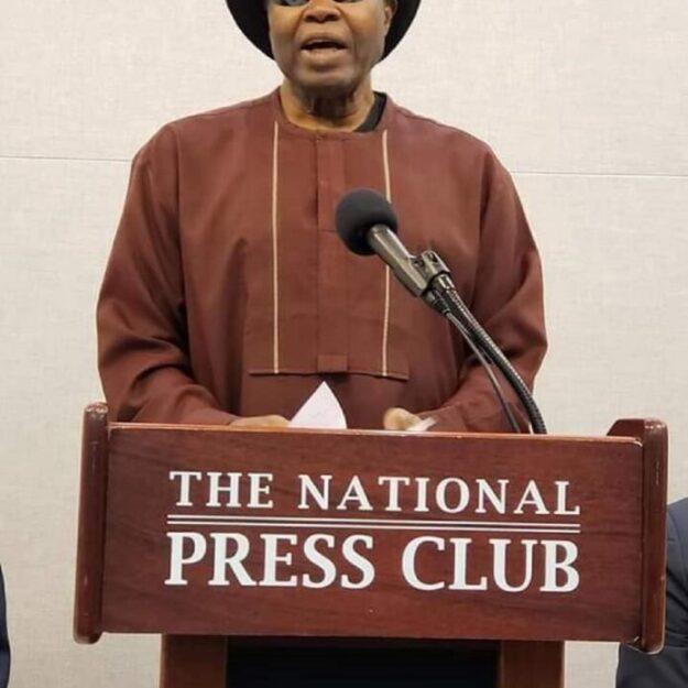 "Nigeria Takes Global Stage as Osinbajo, Oparaoji, Peter Obi, Fayemi, Others Speak on ""Patriotism, Security, Governance and National Development"""