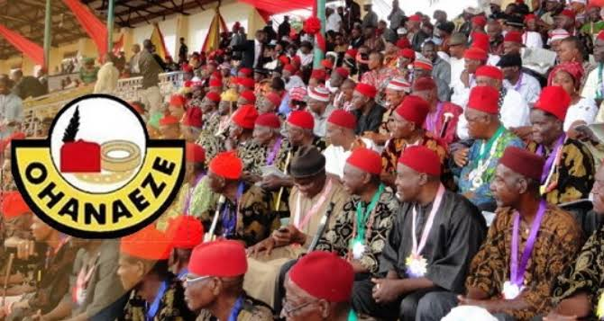 Nigeria Will Break Up If Igbos Are Denied Presidential Ticket In 2023 – Ohanaeze Warns 1