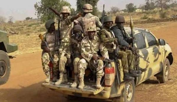 Nigerian Army dismisses reports on troops' alleged desertion of Borno towns after Boko Haram
