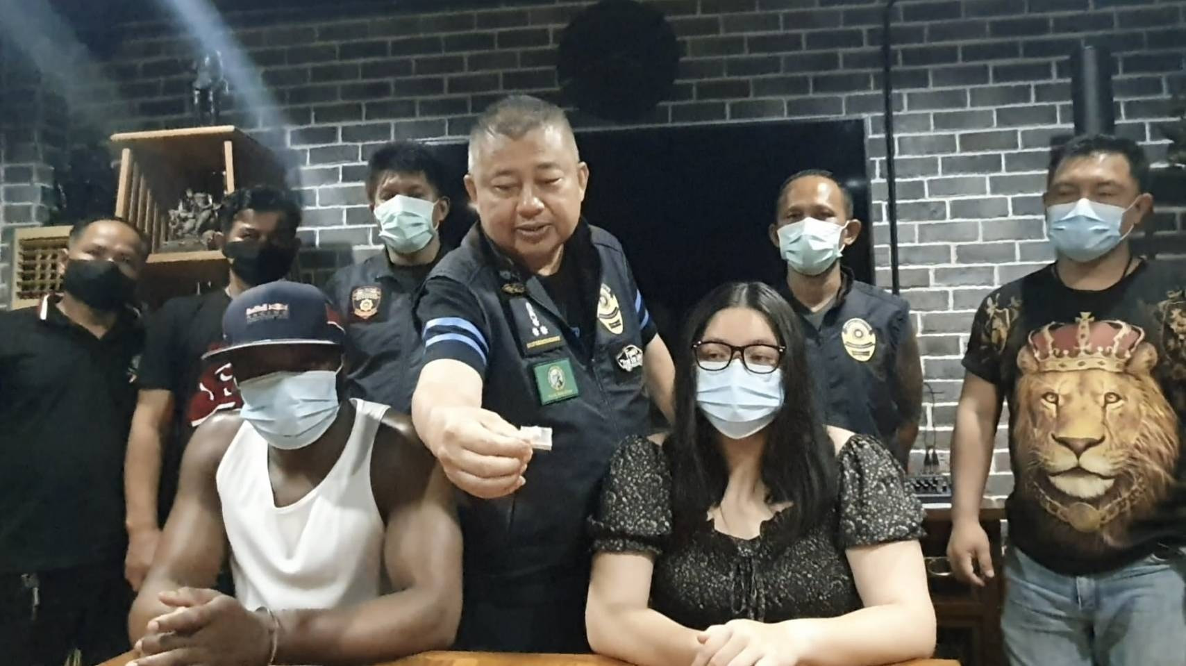 Nigerian Man And His Girlfriend Arrested In Thailand For Allegedly Peddling Cocaine [Photos] 8