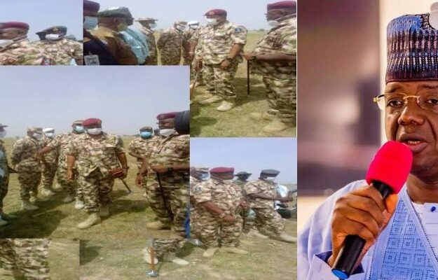 Nigerian Soldier Caught Supplying Ammunition, Uniforms To Bandits – Zamfara Government